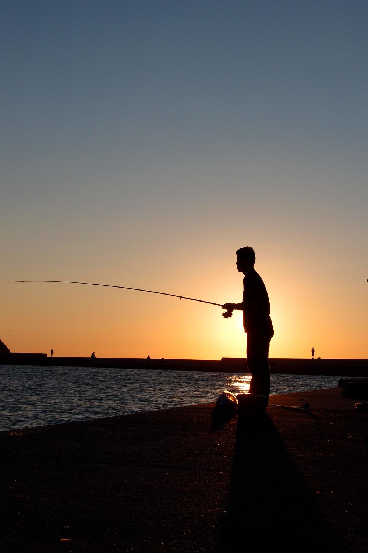 「釣り人」 じくん(島根)